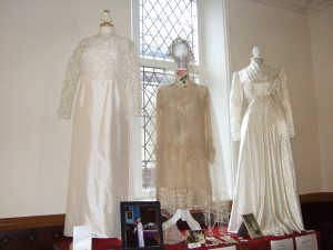 70 Years of Wedding Dresses for Heritage Weekend