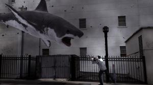 Still from Sharknado