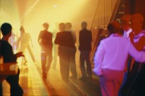 Sunil Gupta 'Heaven' from London Gay Switchboard, 1980 35mm slide projection  Courtesy the Artist