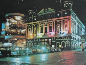 Vintage Postcard of the Liverpool Playhouse Theatre