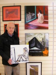 James Cosgrove at Macmillan Gallery