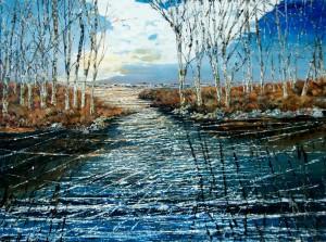 Dot Art Ebb And Flow Paintings By Rob Edmondson Artinliverpool Com