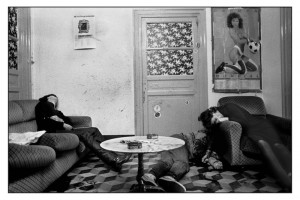 Palermo, 1982. Nerina worked as prostitute and was drug-dealing. She was killed by the mafia because she did not respect the rules © Letizia Battaglia