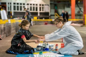 Camp and Furnace & Liverpool Biennial: Sunday School Arts Programme