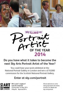 Sky Portrait Artist of the Year Competition Open