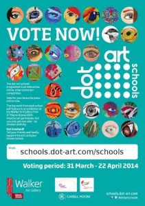 dot-art Schools invites Public to Judge Competition