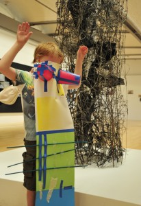 Tate: Transform at Tate into a Super Sculpture