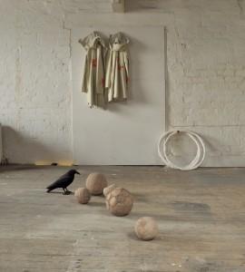 Brigitte Jurack, Footballs and Coats