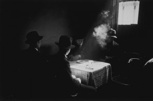 Shanghai Restaurant, Nelson Street, Liverpool © Bert Hardy, May 1942