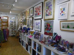 Gallery at the Wharf: Flower Power