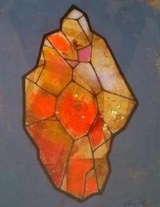 Crystal Chunk 2014 by Eimear Kavanagh
