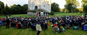 Much Ado in the Park: Shakespeare at Calderstones Mansion House