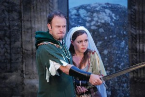 Edge Hill University Open Air Theatre: Robin Hood