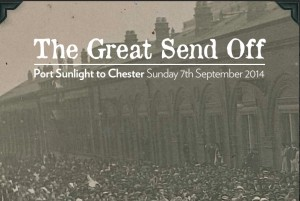 Enlist Today: The Great Send Off