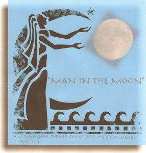 Man in the Moon: Watercolour Workshops