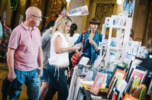 Liverpool Gets Crafty at the Summer Arts Market