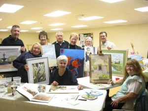 Art Classes for both Beginners and the more Advanced