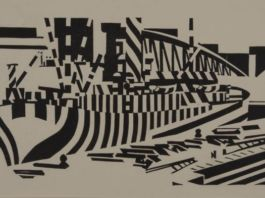 Walker Art Gallery: Dazzle Ship Prints