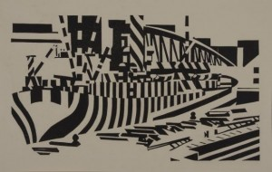 Walker Art Gallery: Dazzle Ship Prints