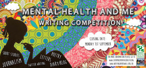 Mental Health and Me – Writing Competition