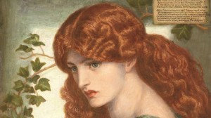 Lady Lever: Rossetti's Obsession: Images of Jane Morris