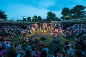 The Comedy of Errors, Grosvenor Park