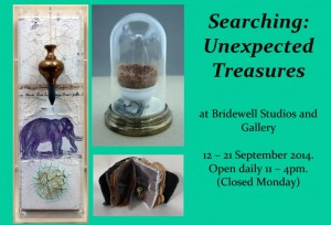 Bridewell Studios and Gallery: Searching: Unexpected Treasures