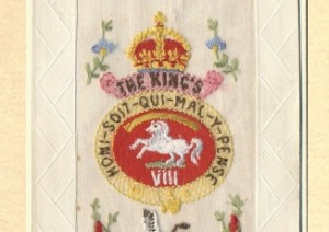 Kirkby Gallery: Posting to the Past Embroidery Workshop