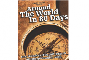 The Cornerstone: Around the World in Eighty Days