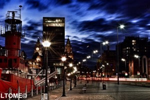 Liverpool Through One Million Eyes