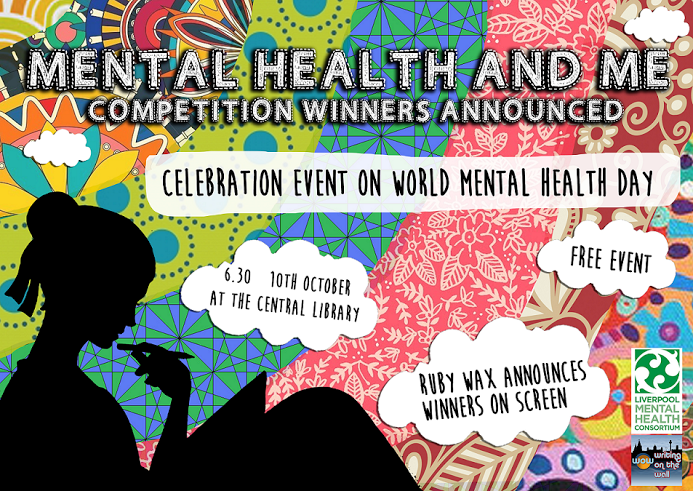 Liverpool Central Library Mental Health And Me Celebration Event