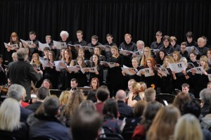 The Cornerstone: University Chamber Choir