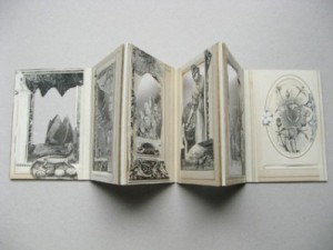 Bluecoat Display Centre: Simple Paper Book Making with Elizabeth Willow