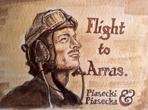 The Cornerstone: Flight to Arras