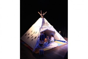the Bluecoat: Tales in the Tipi