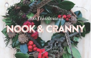Nook & Cranny: Wreath Workshop with local florist Joseph Massie