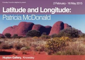 Huyton Gallery: Latitude & Longitude: Patricia McDonald