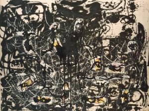 Tate Liverpool: Jackson Pollock: Blind Spots