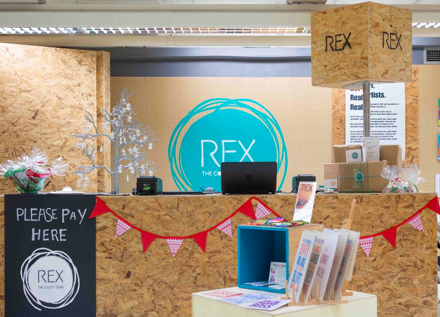 Rex: The Concept Store Liverpool