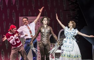 Preview: Matthew Bourne's Edward Scissorhands