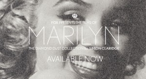 Wall to Wall Gallery: Twentieth Century Fox | Marilyn, The Diamond Dust Collection by Simon Claridge