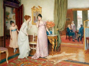 Williamson Gallery: Art History Mothers' Day Course – A Sentimental Journey
