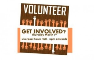 Get Involved? In association with the Liverpool Echo