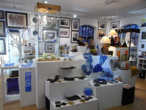 Gallery at the Wharf: Elements