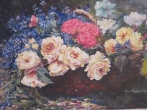 "Staacks: Floral Bouquet"" by Susan Myers, Karen Gilbert and Sue Farrington"