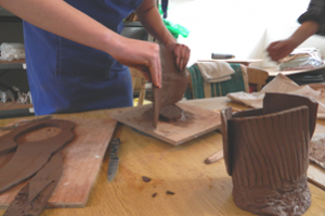 Burton Manor: Weekend Pottery Workshops with Paul Gould