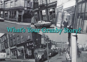 Writing on the Wall: What's Your Granby Story?