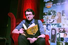 Writing on the Wall's Pulp Idol 2015 Competition Open!