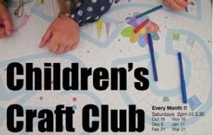 ArtWork Studios & Gallery: Children's Craft Club