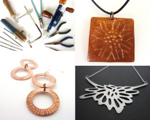 the Bluecoat: Jewellery Making in Metal